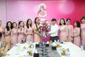 Gặp mặt nhân Ngày 8/3/2021 của Nữ công Công đoàn cơ quan Tổng Công ty CP Vận tải Dầu khí