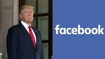 Bị Facebook cấm đến năm 2023, ông Trump phản pháo gay gắt