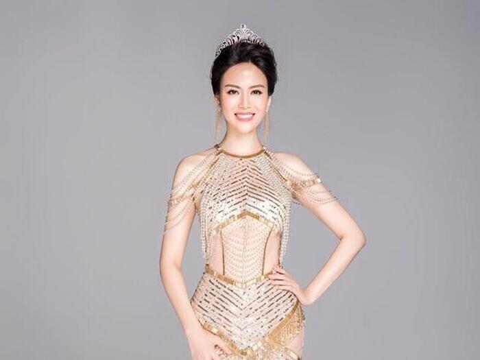 Hoa hậu Thu Thủy xinh đẹp, tài giỏi nhưng truân chuyên đường tình duyên