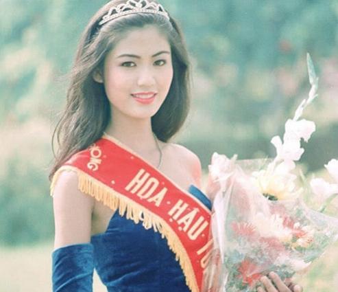 Hoa hậu Thu Thủy xinh đẹp, tài giỏi nhưng truân chuyên đường tình duyên - 1