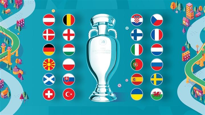 EURO 2020 diễn ra khi nào, ở đâu? - 1