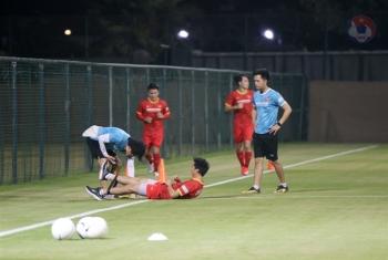 Văn Toàn, Tuấn Anh tập hồi phục, tuyển Việt Nam sẵn sàng đấu Malaysia