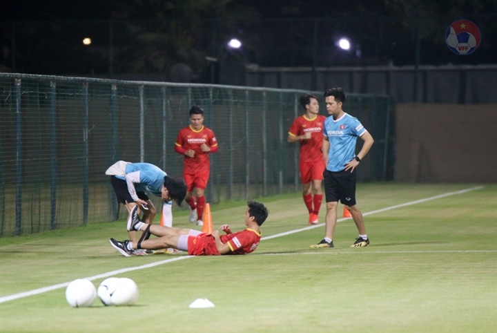 Văn Toàn, Tuấn Anh tập hồi phục, tuyển Việt Nam sẵn sàng đấu Malaysia - 1