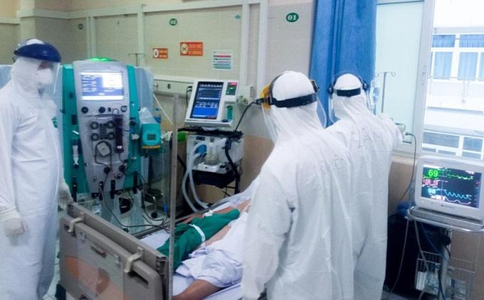 Một bệnh nhân Covid-19 Hà Nội vượt qua nguy kịch