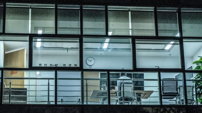 Người lao động Trung Quốc ám ảnh vì phần mềm giám sát