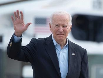 Trung Quốc phủ bóng chuyến công du đầu tiên của Biden