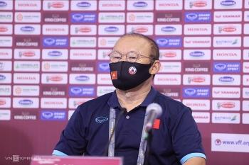 """HLV Park: """"Cầu thủ Việt Nam đã chiến đấu đến giây cuối cùng"""""""