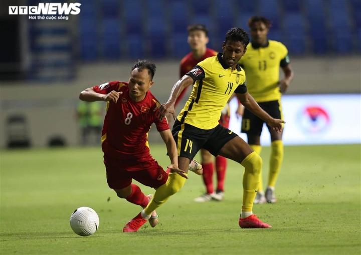Xuất sắc hạ Malaysia, tuyển Việt Nam vững ngôi đầu vòng loại World Cup 2022 - 2