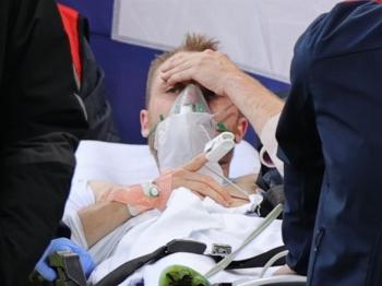Nước mắt EURO: Đau xót cảnh Eriksen đột quỵ, làng bóng đá hồi hộp nguyện cầu
