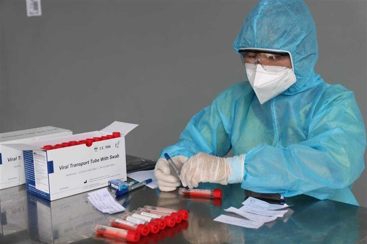 Chủng virus Ấn Độ lây nhiễm mạnh tại TP.HCM