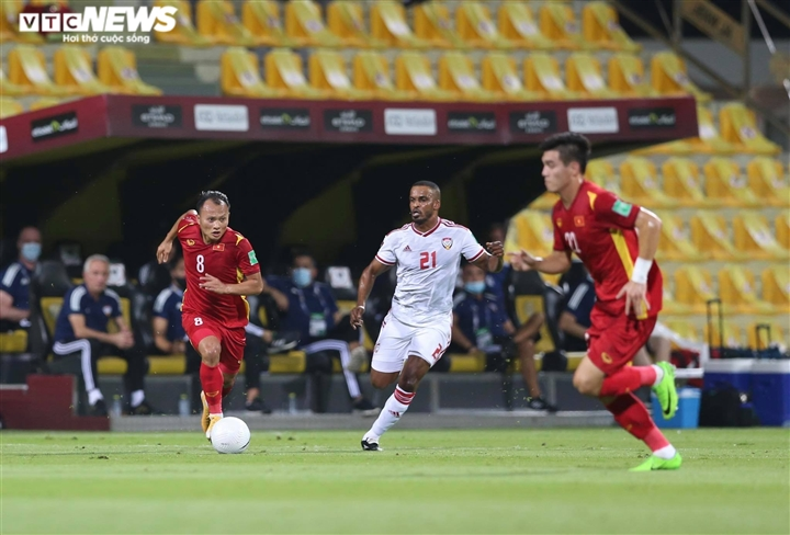 Thua sát nút UAE, tuyển Việt Nam vẫn lọt vào vòng loại thứ ba World Cup 2022 - 2