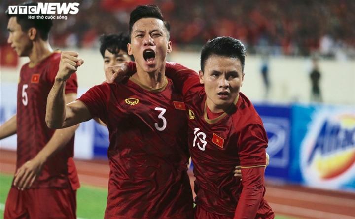 Tuyển Việt Nam viết tiếp giấc mơ World Cup: Chiến công của cả nền bóng đá