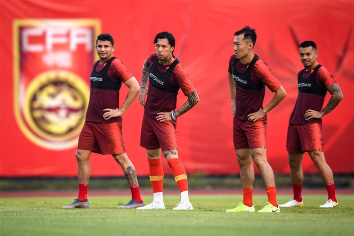 Báo Trung Quốc muốn đội nhà tránh tuyển Việt Nam, không ngại Hàn Quốc, Australia - 1