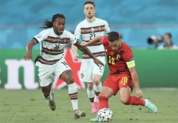 Kết quả EURO 2020: Bỉ biến Bồ Đào Nha thành cựu vương, đấu Italy ở tứ kết