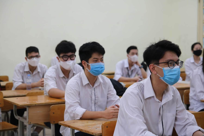 Chiều nay, Hà Nội công bố điểm chuẩn vào lớp 10 công lập
