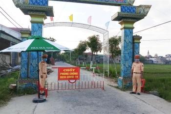 Phát hiện thêm 6 ca dương tính SARS - CoV2 ở Hà Tĩnh, có bé 1 tuổi