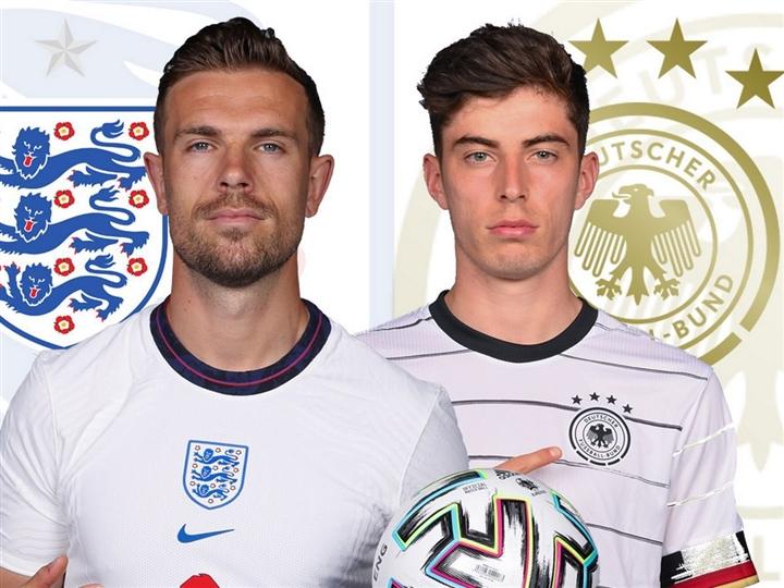 Nhận định bóng đá Anh vs Đức EURO 2020 - 1
