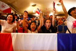 ca phe quan nhau hot bac tran chung ket world cup 2018 lai gap 5 lan ngay thuong