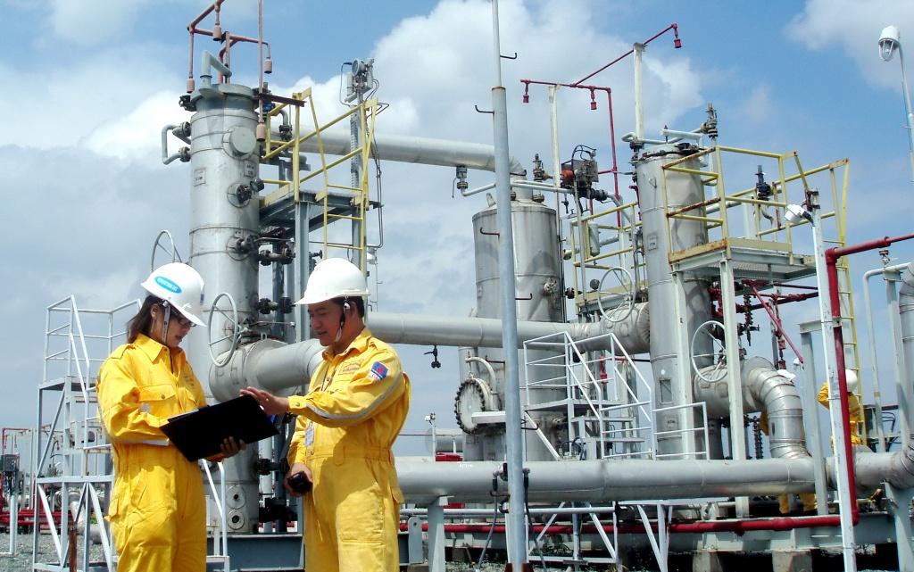 Khí Đông Nam vượt mức sản lượng khí tiếp nhận và tiêu thụ