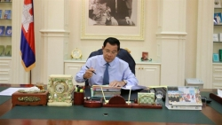 Thủ tướng Hun Sen bác bỏ việc cho Trung Quốc thuê cảng hải quân
