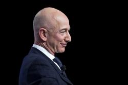 Tài sản của Jeff Bezos tăng vọt, vượt kỷ lục lập trước vụ ly hôn đắt giá