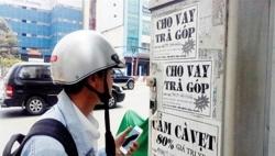 Đòi nợ tín dụng đen: Ném mắm tôm, trộn dầu nhớt, trải truyền đơn…