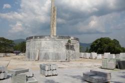 Vụ huyện nghèo ở Bình Định xây dựng tượng đài 48 tỷ đồng: Chủ tịch huyện nói gì?