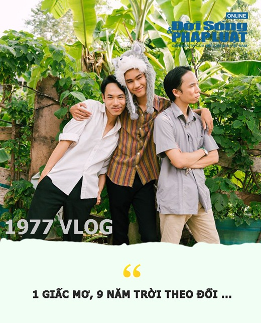 1977 vlog 1 giac mo 9 nam theo duoi di lam se giong nhu di choi