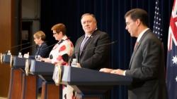 Mỹ, Australia hợp tác quốc phòng, bác yêu sách của Trung Quốc trên Biển Đông