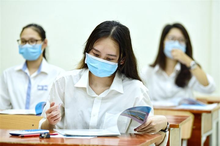 Gần 1.200 học sinh TP.HCM không thể tham gia thi tốt nghiệp THPT đợt 1