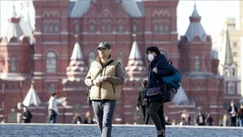Số người chết vì COVID-19 ở Nga đạt kỷ lục mới ngày thứ 3 liên tiếp