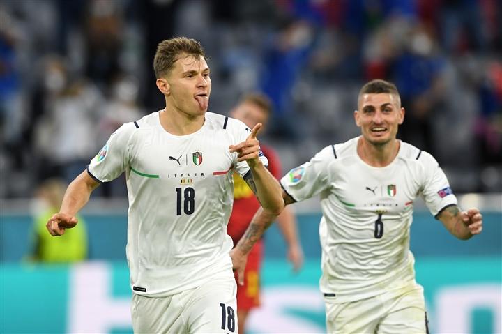 Kết quả EURO 2020: Đánh bại Bỉ, Italy vào bán kết gặp Tây Ban Nha - 1
