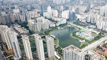 Giá nhà tại Hà Nội tiếp tục tăng mạnh