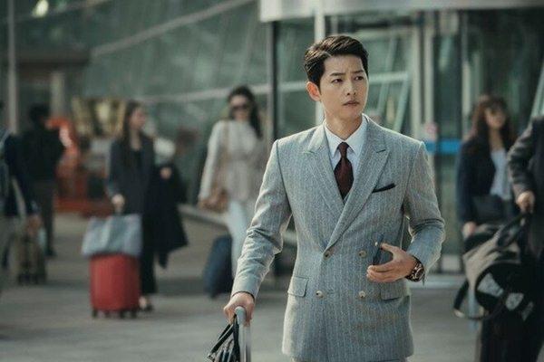 Song Joong ki hợp tác sửa lại đường sau bê bối xây dựng trái phép - 1