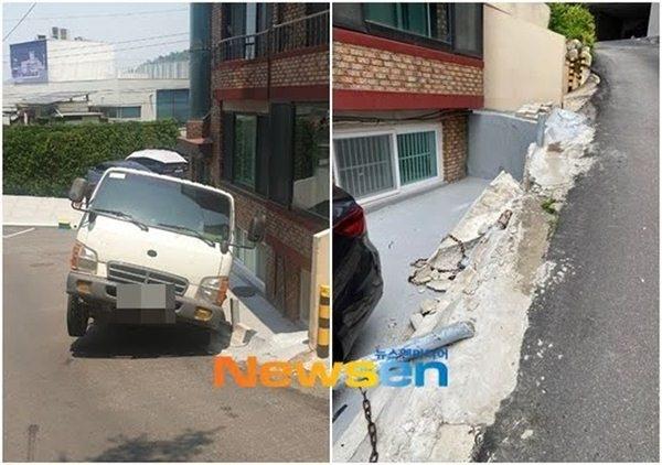 Song Joong ki hợp tác sửa lại đường sau bê bối xây dựng trái phép - 2