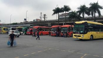 Hà Nội: Tạm dừng vận tải hành khách đến 14 tỉnh, thành phố