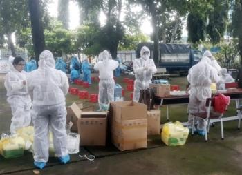 Đồng Nai thêm 21 ca dương tính SARS-CoV-2, 13 ca liên quan chợ Bình Điền