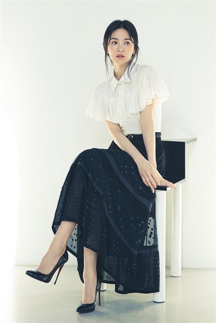 Song Hye Kyo ngày càng đẹp sau khi ly dị Song Joong Ki - 6