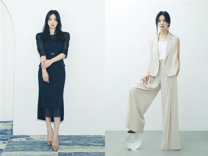 Song Hye Kyo ngày càng đẹp sau khi ly dị Song Joong Ki