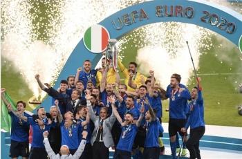 Italy vô địch EURO 2020: Thành công hoàn hảo của cách mạng tư duy
