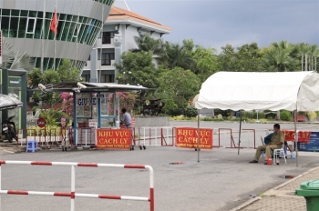 Cần Thơ phong toả thêm 2 khu vực ở quận Ninh Kiều