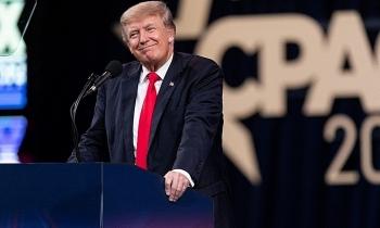 Trump thắng dễ trong thăm dò ứng viên tổng thống 2024