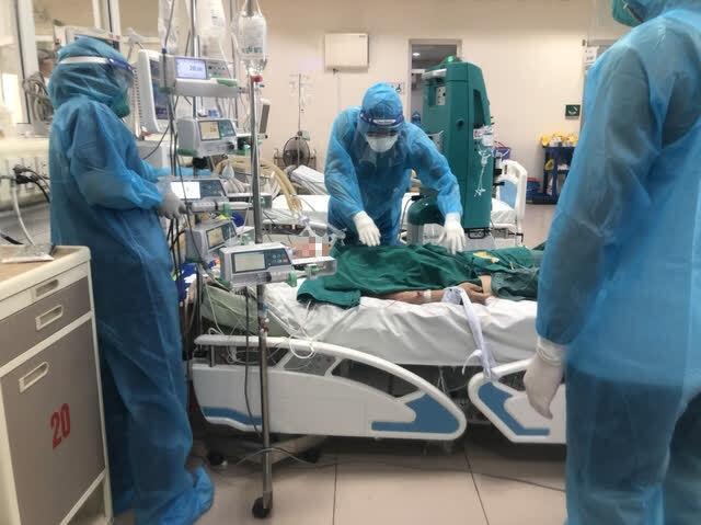 Bệnh nhân COVID-19 xuất viện sau 10 ngày, không quan tâm tái dương tính - 1