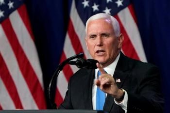 Cựu Phó Tổng thống Pence kêu gọi chính quyền Biden 'mạnh tay' hơn với Trung Quốc