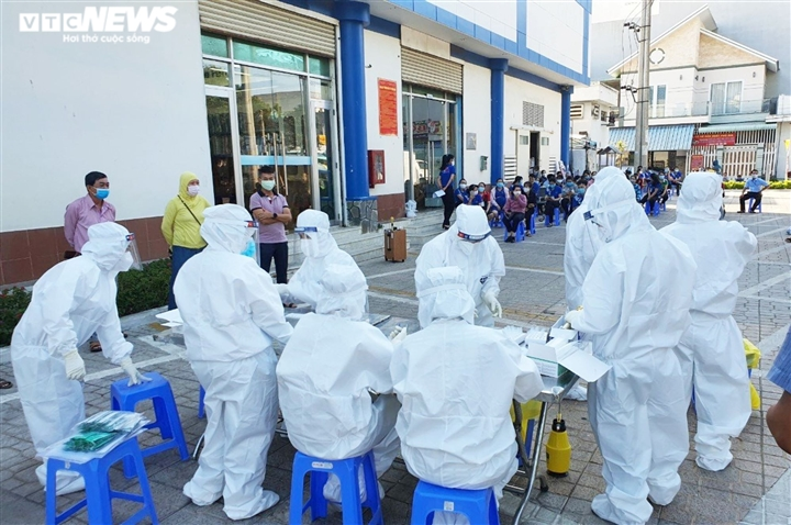 Phú Yên ghi nhận gần 1.000 ca nhiễm SARS-CoV-2