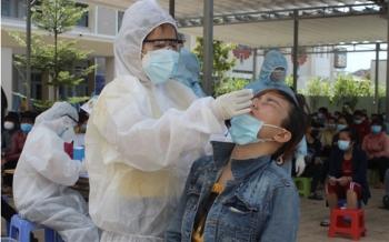 Hà Nội thêm 17 người nhiễm SARS-CoV-2