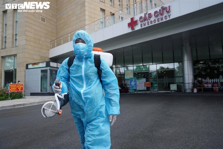 Ảnh: Cận cảnh 'viện trong viện' điều trị bệnh nhân COVID-19 nặng tại TP.HCM - 2