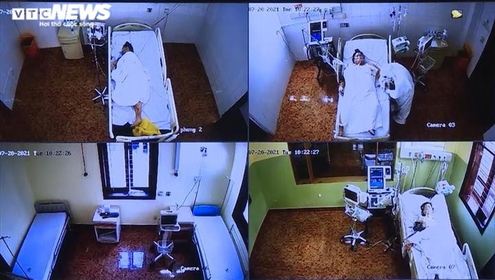 Ảnh: Cận cảnh 'viện trong viện' điều trị bệnh nhân COVID-19 nặng tại TP.HCM - 7