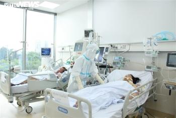 TP.HCM vượt ngưỡng hơn 50.000 người mắc COVID-19