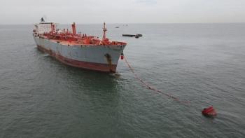 PVGAS Trading tiếp nhận thành công chuyến tàu LPG lạnh đầu tiên  tại Dự án tàu kho nổi chứa LPG lạnh tại khu vực miền Bắc